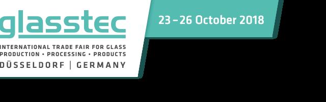 25 glasstec 2018 logo